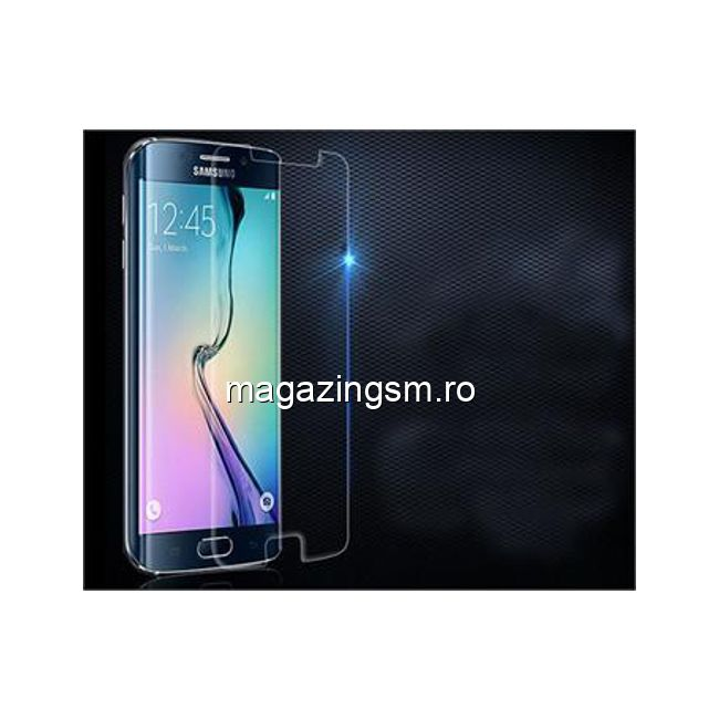 Geam Protectie Display Samsung Galaxy S6 Edge G925 Tempered