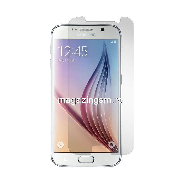 Geam Protectie Display Samsung Galaxy S6 G920 Tempered