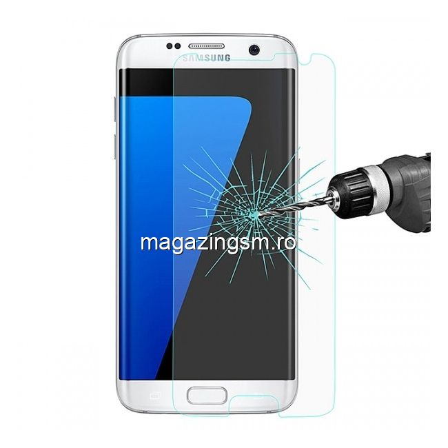 Geam Protectie Display Samsung Galaxy S7 edge G935 Tempered