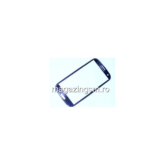 Geam Samsung I9300 I9305 Galaxy S3  i747  T999 Galaxy S3 Albastru Inchis