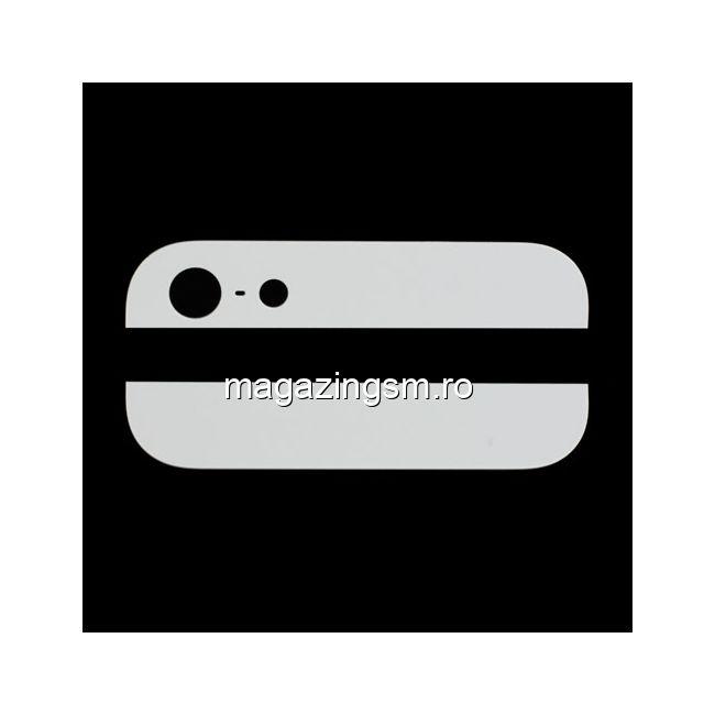5fff879fd1f Geamuri Carcasa Spate iPhone 5 Alb Pret
