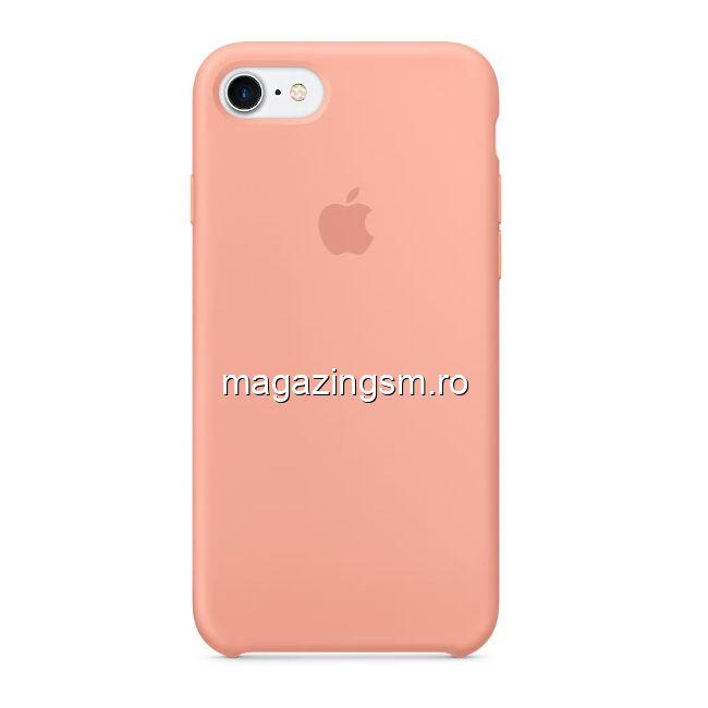 Husa iPhone 7 / 8 Silicon Flamingo