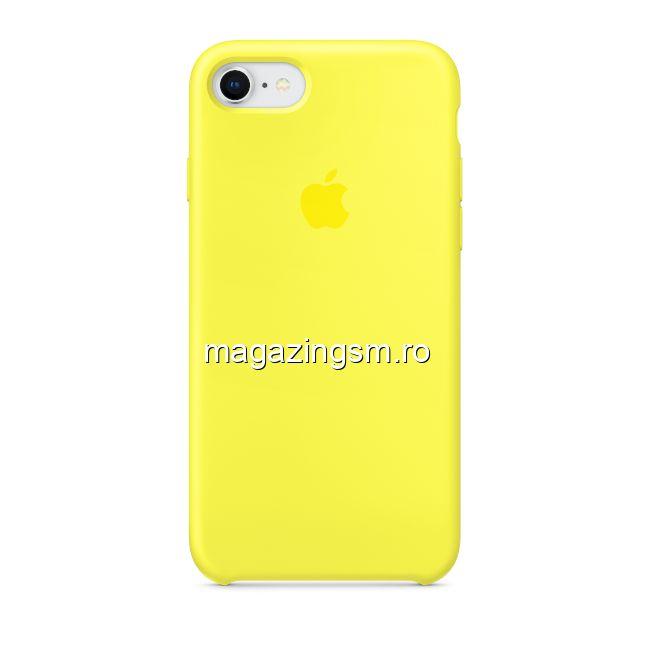Husa iPhone 7 / 8 Silicon Flash