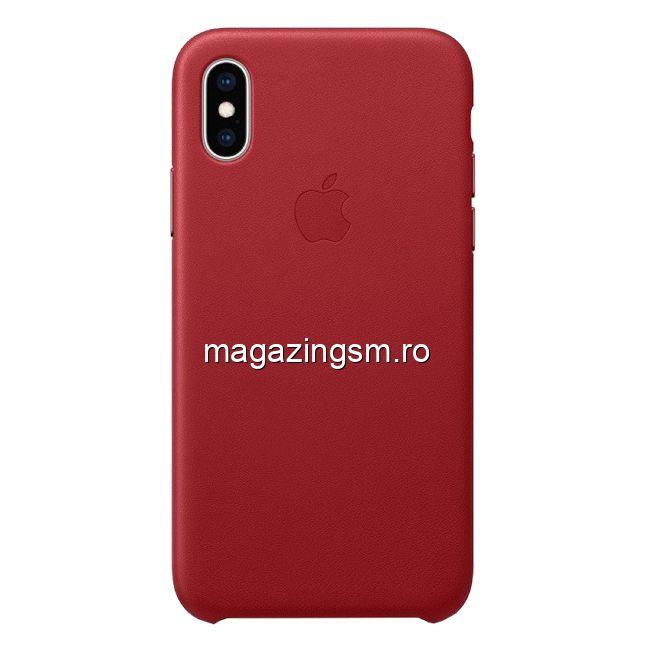 Husa iPhone XR Piele Berry