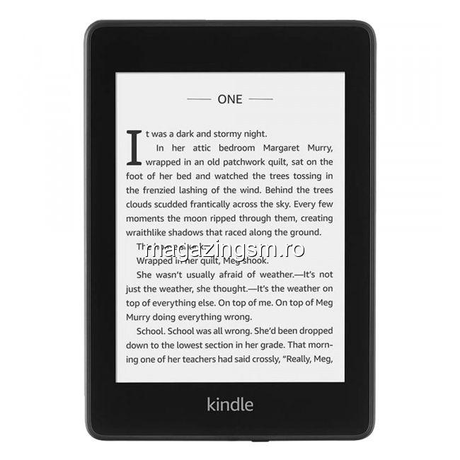 Kindle Paperwhite (2018) 6 inch Wi-Fi 32GB Negru