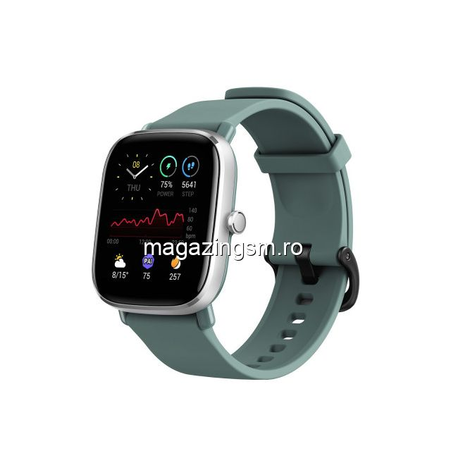 RESIGILAT Smartwatch Amazfit GTS 2 Mini, Verde