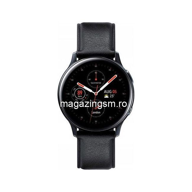 Resigilat Smartwatch Samsung Active2 SM-R830 40mm Bluetooth Stainless Steel Black