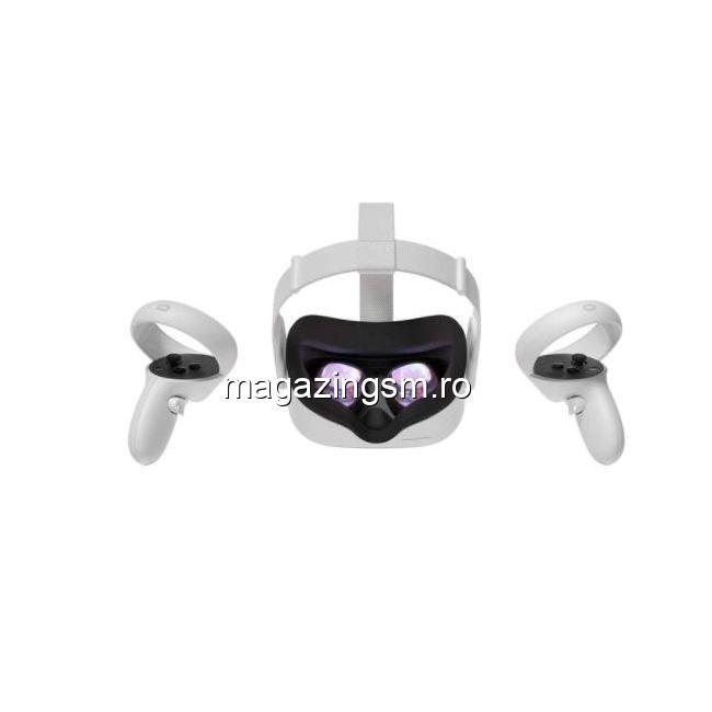 Set VR Oculus Quest II 64 GB Alb