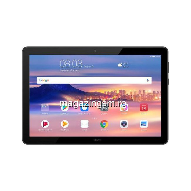 Tableta Huawei MediaPad T5 10.1 16GB Wi-Fi 4G Black IMEI: 860556048389076