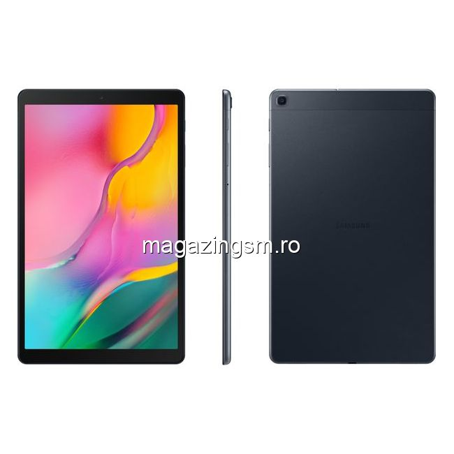 Tableta Samsung Galaxy Tab A 10,1 (2019), Octa-Core, 10,1inch, 2GB RAM, 32GB, Wi-Fi, Black