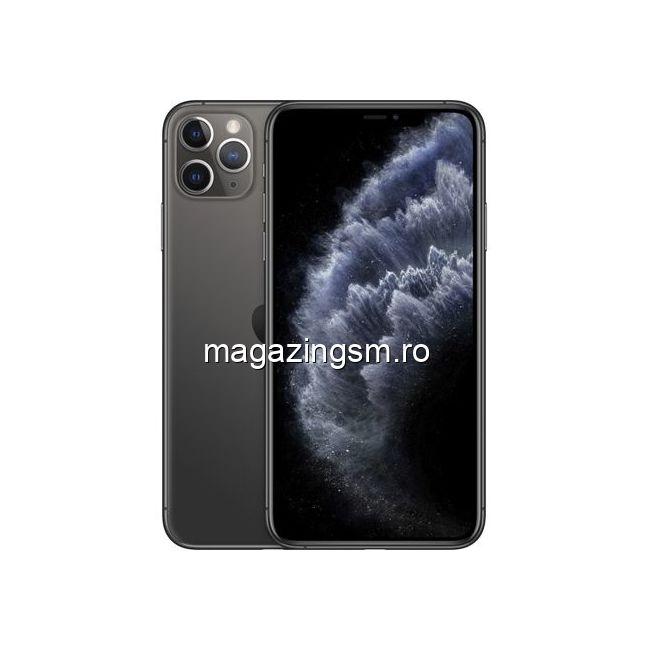 Telefon mobil Apple iPhone 11 Pro, 64GB, Space Grey IMEI: 352836112977955