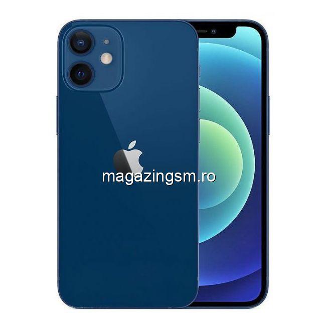 Telefon Mobil Apple iPhone 12 mini 256 GB Flash 5G iOS Albastru
