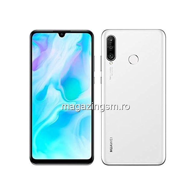 Telefon mobil Huawei P30 Lite Dual SIM 128GB 4G Pearl White
