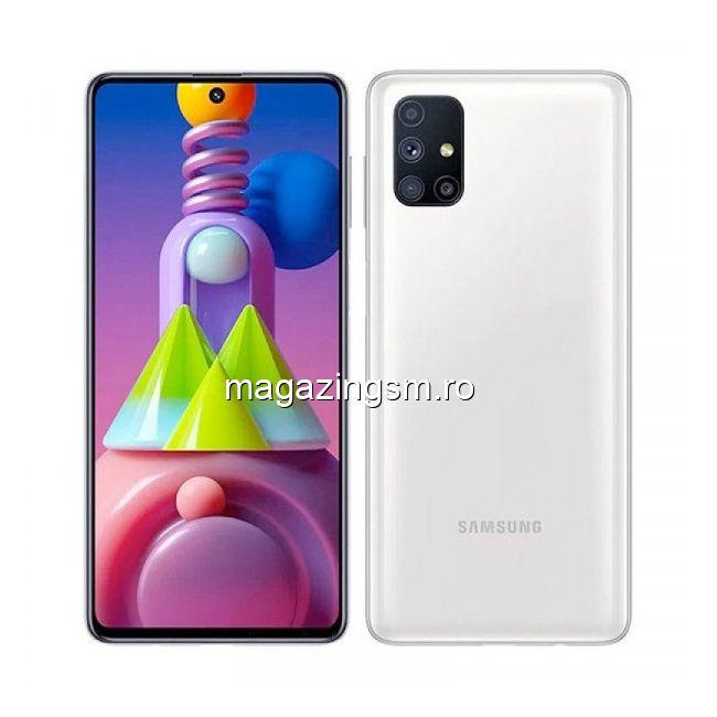 Telefon mobil Samsung Galaxy M51 Dual SIM 128GB 6GB RAM 4G White