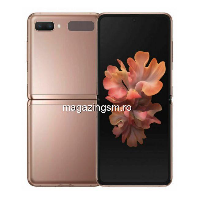 Telefon mobil Samsung Galaxy Z Flip Dual SIM 256GB 8GB RAM 5G Brown