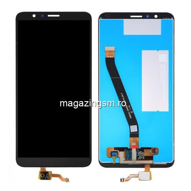 Touchscreen Huawei Mate 10 Lite / Nova 2i 2017 Negru