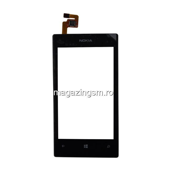 Geam cu Touchscreen Nokia Lumia 520