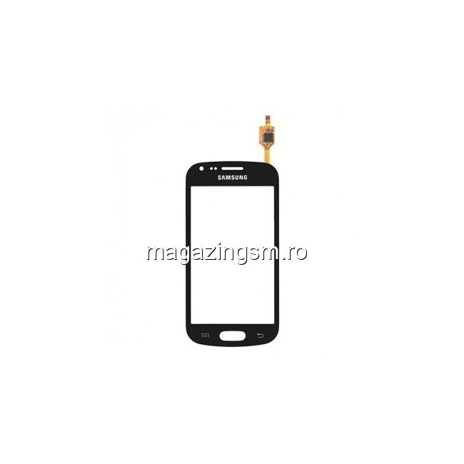 Touchscreen Samsung S7560 Galaxy Trend S7562 Galaxy S Duos Negru