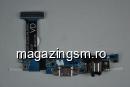 Banda Flex Samsung Galaxy S6 edge SM-G925 Cu Mufa Incarcare Si Jack Audio Originala