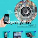 Boxa Portabila Cu Conexiune Bluetooth Samsung iPhone Tip Bec Cu Telecomanda
