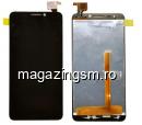 Display Cu Touchscreen Alcatel OT6037  Negru