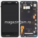 Display cu touchscreen si rama HTC One, M7, 801e 801S 801N