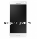 Display Cu Touchscreen Samsung Galaxy A5 A500F Original Alb