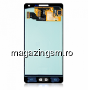 Display Cu Touchscreen Samsung Galaxy A5 A500F Original Alb