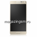 Display Samsung Galaxy A5 A500F Auriu - Promotie