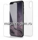 Folie Protectie Display si Capac Baterie Spate iPhone Xs