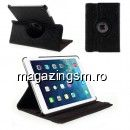 Husa Flip Cu Stand iPad Air 5 Neagra