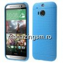 Husa HTC One M8 Albastra