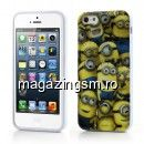 Husa TPU iPhone 5 5s Minioni Despicable Me