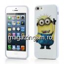 Husa TPU iPhone 5 5s Minioni Jerry Despicable Me 2