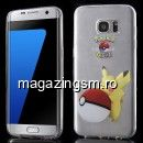 Husa TPU Samsung Galaxy S7 edge G935 Pokemon Go Series
