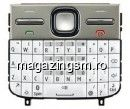 Tastatura Nokia E5-00 Originala Alba