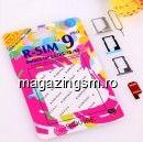R SIM 9 PRO Decodare iPhone 5C 5S 5 4S