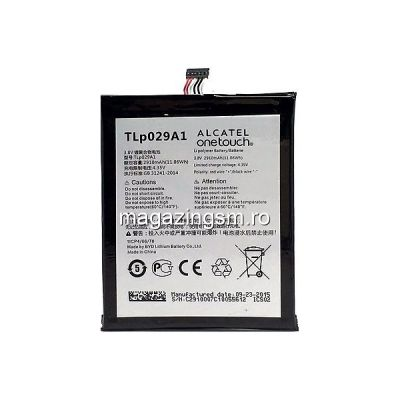 Acumulator Alcatel TLp029A1 Alcatel One Touch POP 3 5,5 inch  Original SWAP