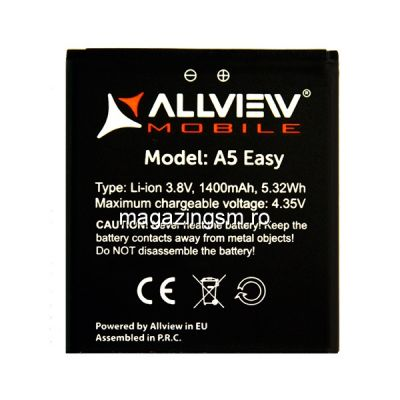 Acumulator Allview A5 Easy Original