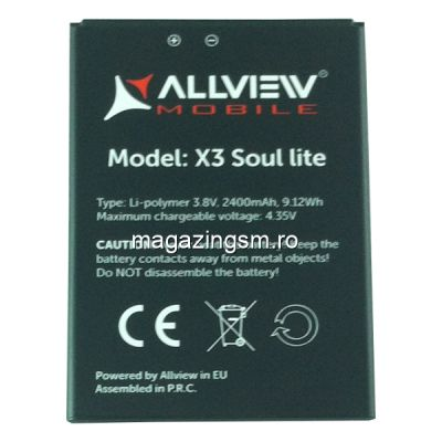 Acumulator Allview X3 Soul Lite Original