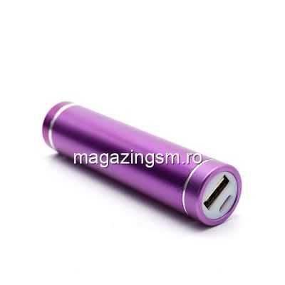 Acumulator Extern Huawei Samsung HTC Nokia iPhone BlackBerry Sony iPad iPod LG LEYOU Power Bank 2600mAh Lipstick Mov