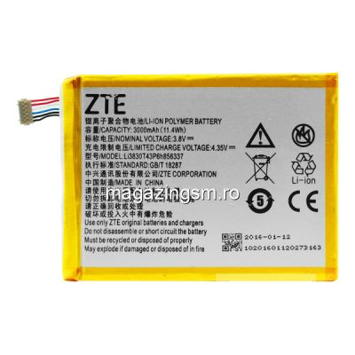 Acumulator ZTE Li3830T43P6h856337 Original SWAP