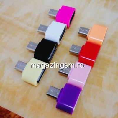 Adaptor OTG Micro USB - OTG USB Samsung Huawei Xiaomi