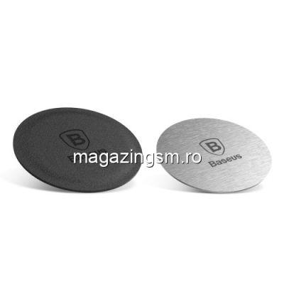 Adeziv Sticker Magnetic iPhone Samsung HTC Nokia Universal Negru