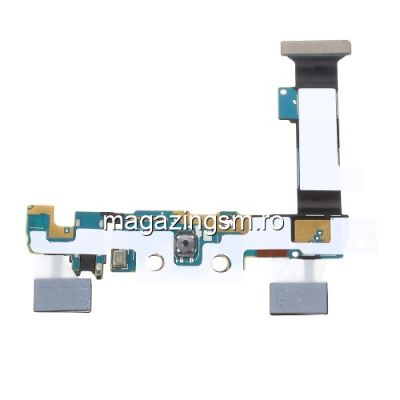 Banda Flex Conector Incarcare Samsung Galaxy S6 Edge Plus G928T Originala