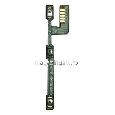 Banda Flex Cu Buton Power On/Off Si Volum Lenovo A10-70 A7600 Originala