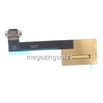 Banda Flex Cu Conector Incarcare iPad Pro 9,7 Original Negru