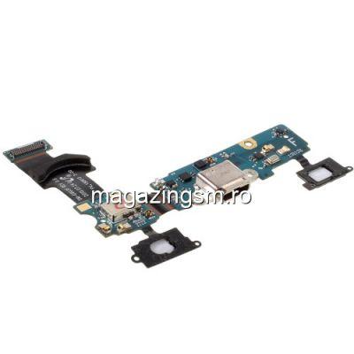 Banda Flex Cu Conector Incarcare Samsung Galaxy S5 Neo SM-G903F Originala