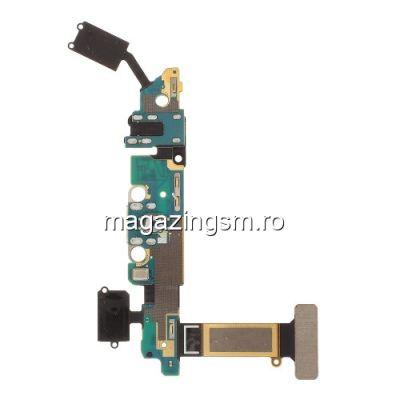 Banda Flex Cu Conector Incarcare Samsung Galaxy S6 G920F Originala