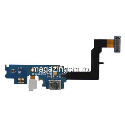Banda Flex Cu Conector Incarcare Samsung I9100 Galaxy S 2 GT-i9100 REV2,2 Originala